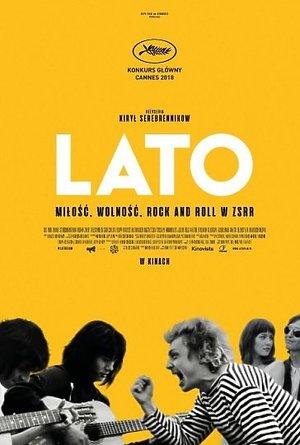 plakat filmu Lato. Gutek Film