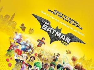 plakat filmu LEGO® BATMAN: FILM