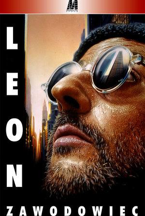 plakat filmu Leon Zawodowiec