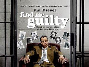 plakat filmu Lojalność ponad wszystko. Vin Diesel