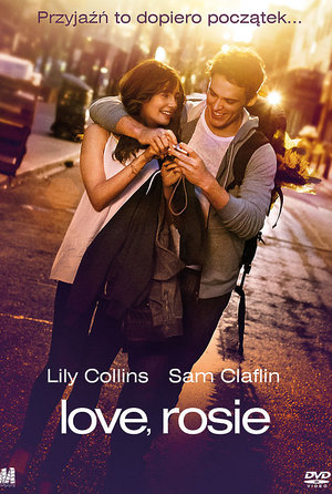 plakat filmu Love, Rosie/Monolith Video