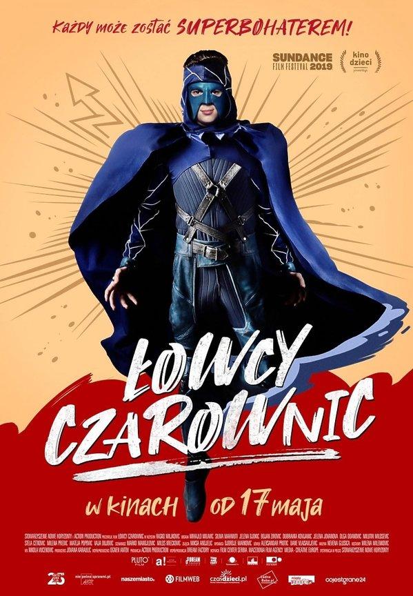 plakat filmu Łowcy czarownic