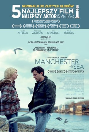 plakat filmu Manchester by the Sea. United International Pictures, TylkoHity.pl
