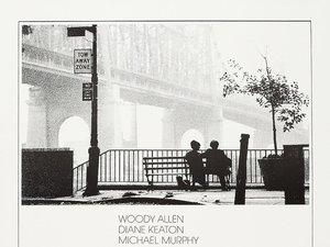 plakat filmu Manhattan