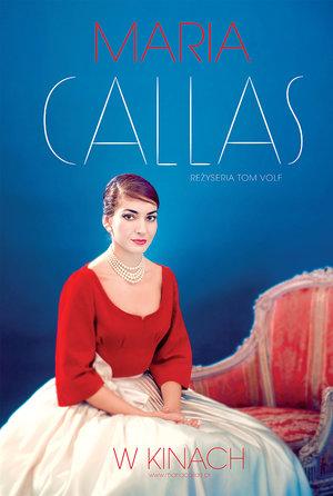 plakat filmu Maria Callas