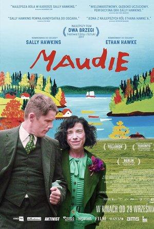 plakat filmu Maudie. Hagi Films