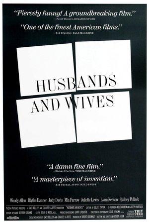 plakat filmu Mężowie i żony