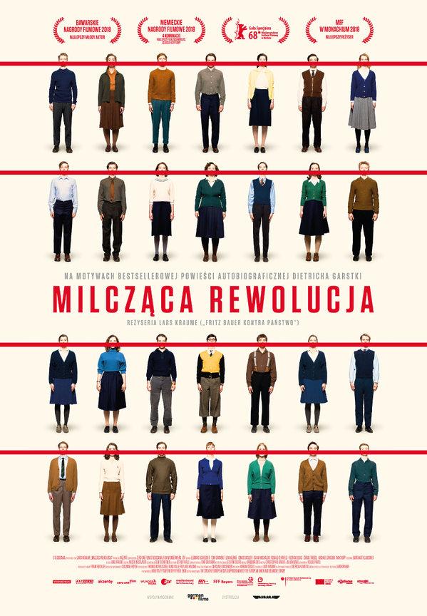 plakat filmu Milcząca rewolucja