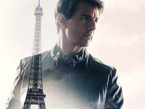 Plakat filmu Mission Impossible Fallout