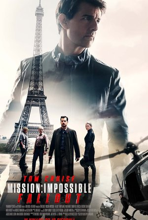 plakat filmu Mission: Impossible - Fallout
