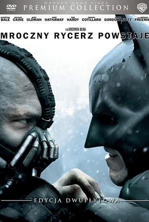 plakat filmu Mroczny rycerz powstaje/Galapagos Films