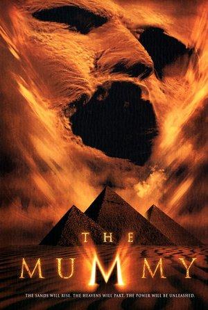 plakat filmu Mumia 1999. Stephen Sommers