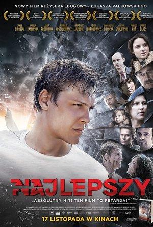 plakat filmu Najlepszy