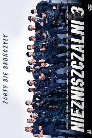 plakat filmu Niezniszczalni 2/Monolith Video