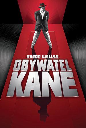 plakat filmu Obywatel Kane