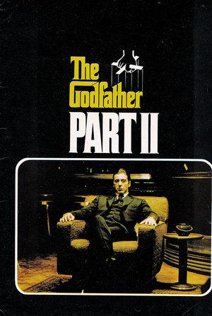 plakat filmu Ojciec chrzestny 2