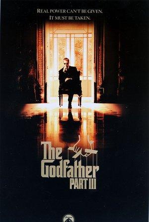 plakat filmu Ojciec chrzestny 3