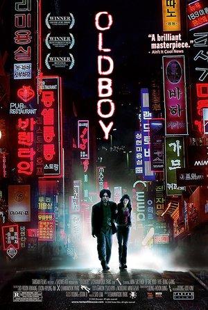 plakat filmu Oldboy