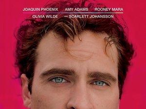 plakat filmu Ona, Spike Jonze