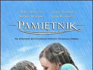 plakat filmu Pamiętnik, The Notebook, Galapagos Films