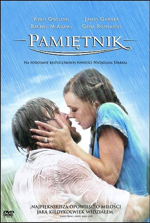 plakat filmu Pamiętnik, The Notebook, Galapagos Films