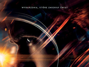 Plakat filmu Pierwszy człowiek