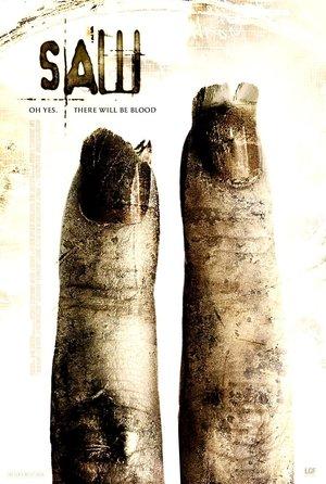 plakat filmu Piła 2, Saw II