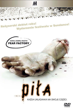 plakat filmu Piła/Monolith Video