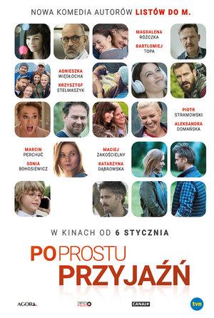 plakat filmu Po Prostu przyjaźń. Next Film