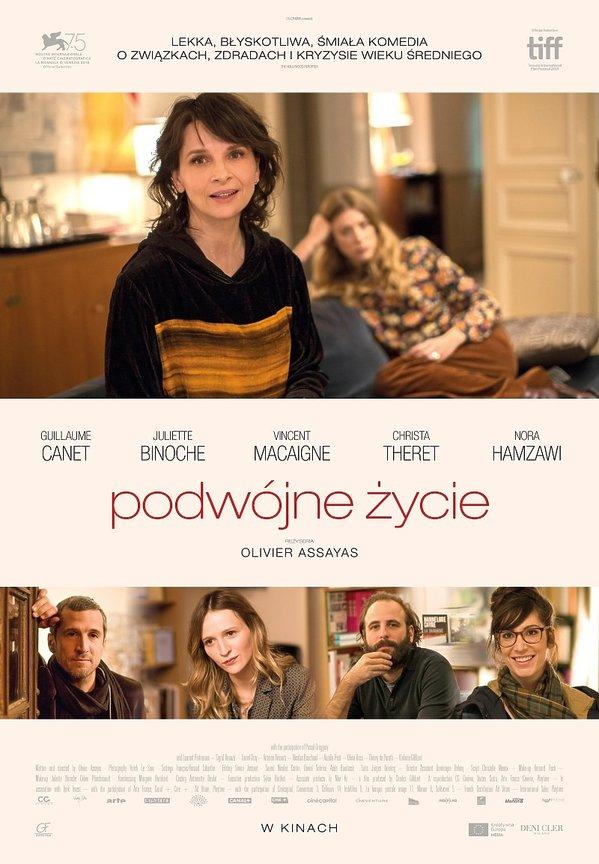 plakat filmu Podwójne życie