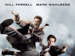 plakat filmu Policja zastępcza