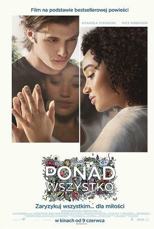 plakat filmu Ponad wszystko. Forum Film Poland