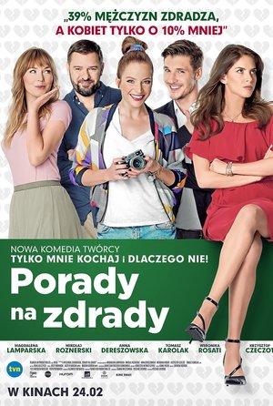 plakat filmu Porady na zdrady