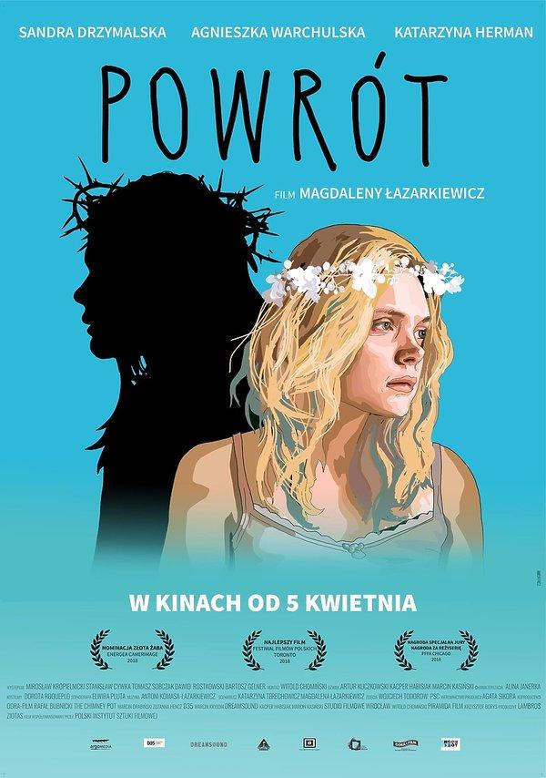 plakat filmu Powrót
