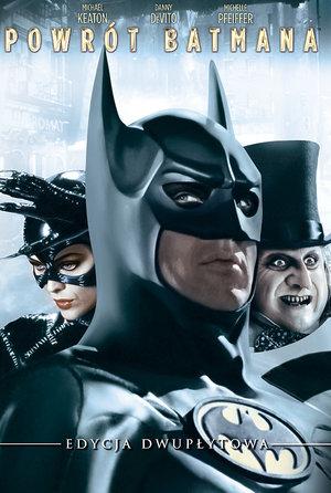 plakat filmu Powrót Batmana/Galapagos Films