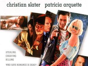 plakat filmu Prawdziwy romans