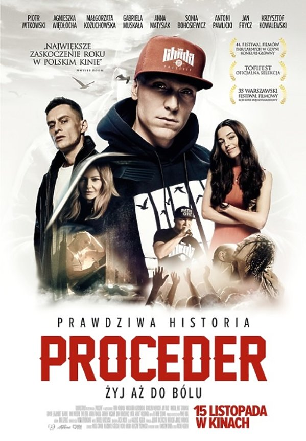 Plakat filmu Proceder