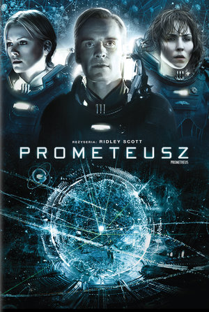plakat filmu Prometeusz. Imperial Cinepix