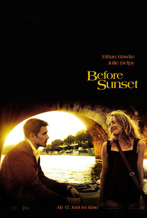 plakat filmu Przed zachodem słońca
