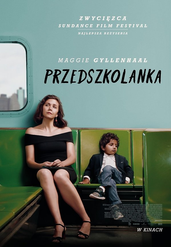 plakat filmu Przedszkolanka