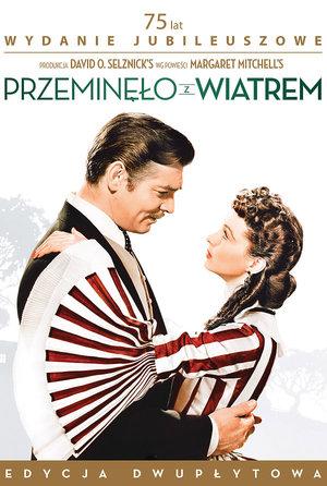 plakat filmu Przeminęło z wiatrem