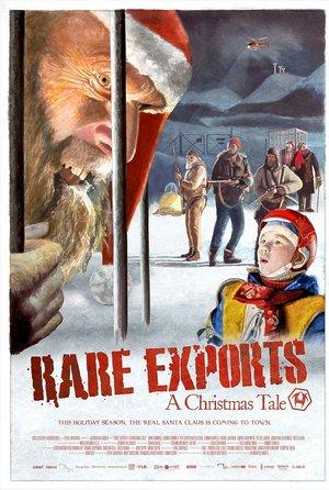 plakat filmu Rare Export: Opowieść wigilijna, rare Exports