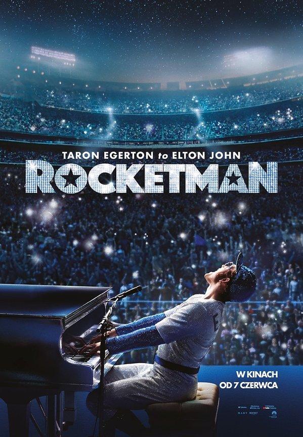 plakat filmu Rocketman