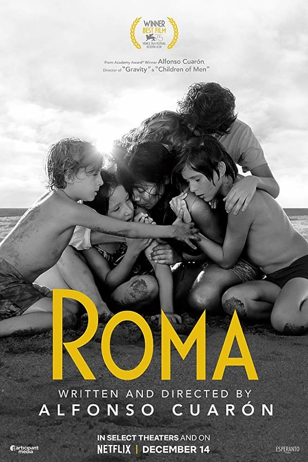 Plakat filmu Roma