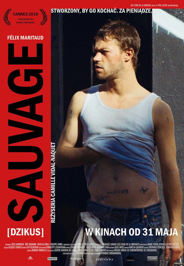plakat filmu Sauvage