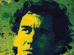 plakat filmu Senna