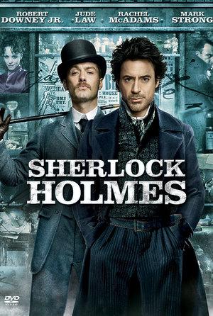 plakat filmu Sherlock Holmes/Galapagos Films