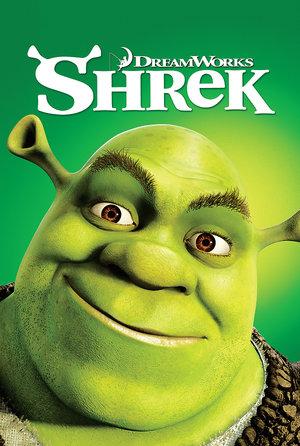 plakat filmu Shrek. Imperial Cinepix