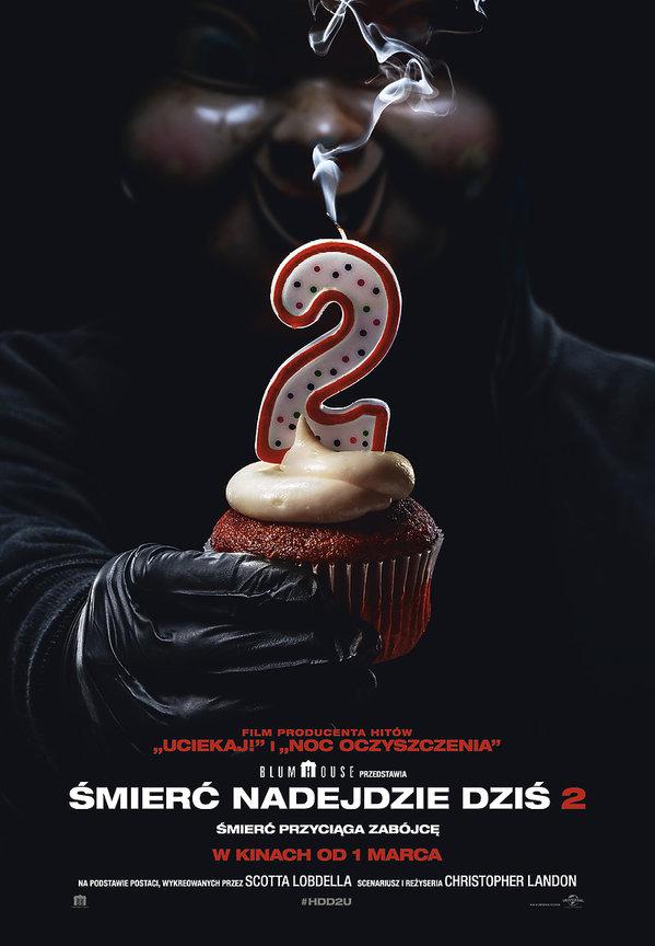 plakat filmu Śmierć nadejdzie dziś 2