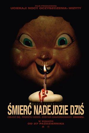 plakat filmu Śmierć nadejdzie jutro. United International Pictures, TylkoHity.pl